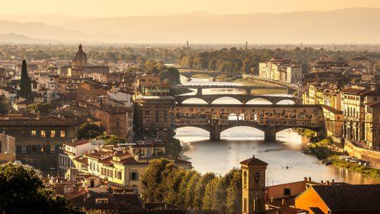 Un week end en Amoureux en Italie