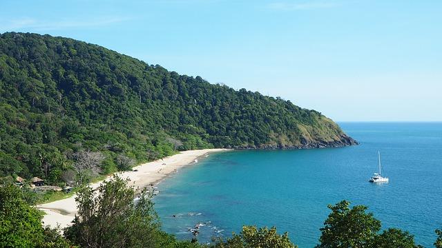 Quelles îles visiter en Thaïlande?